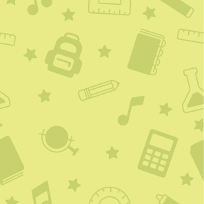 Custom icon set created into a repeatable pattern