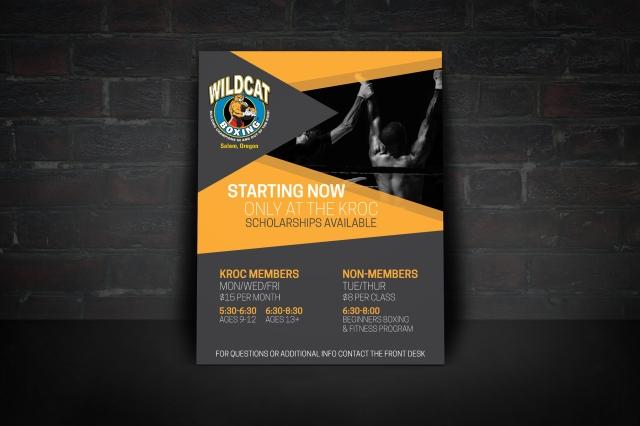 wildcat_boxing_flyer_mockup